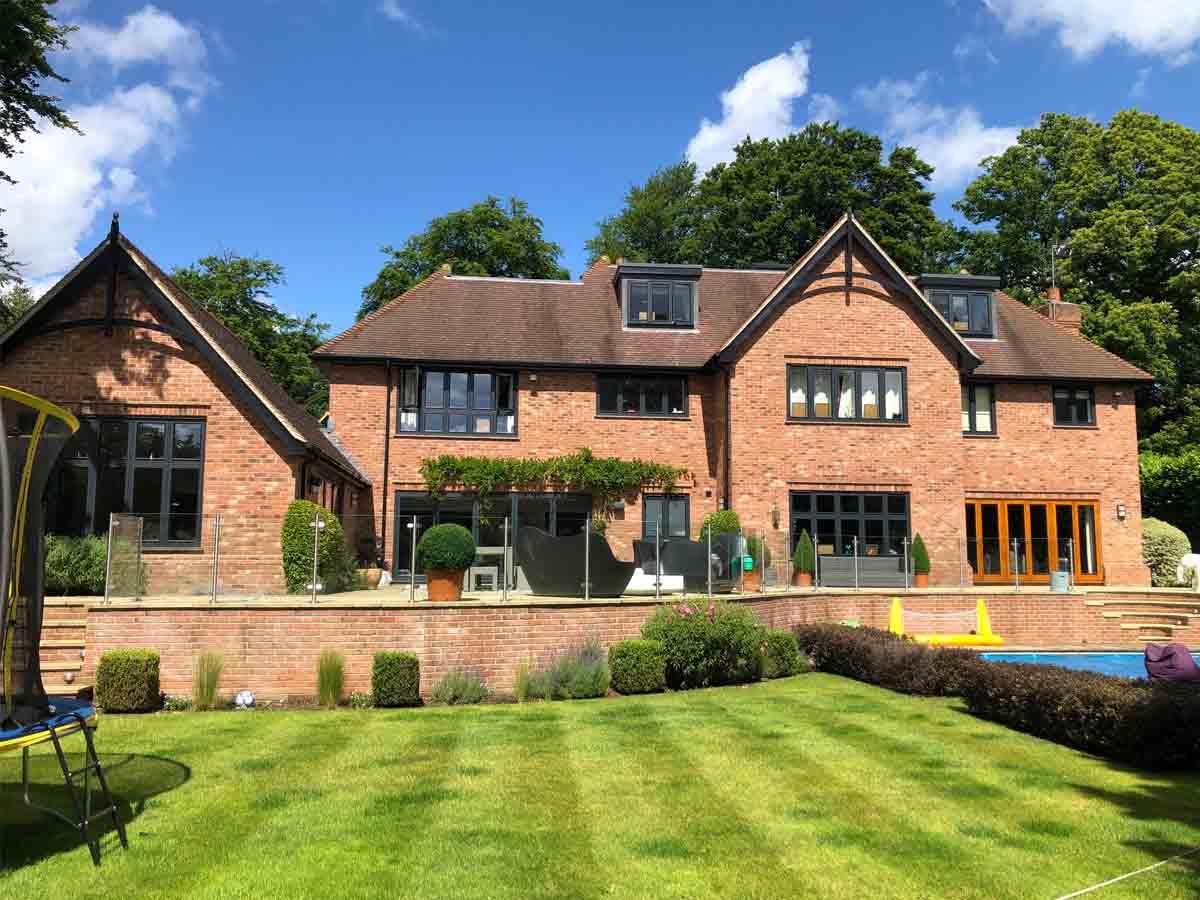 Gerrards Cross Residential Refurbishment Case Study