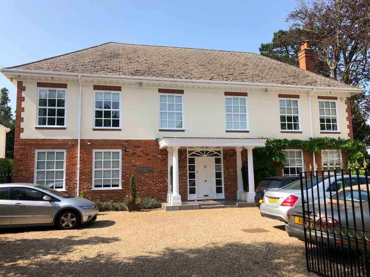 Beaconsfield Large House Case Study