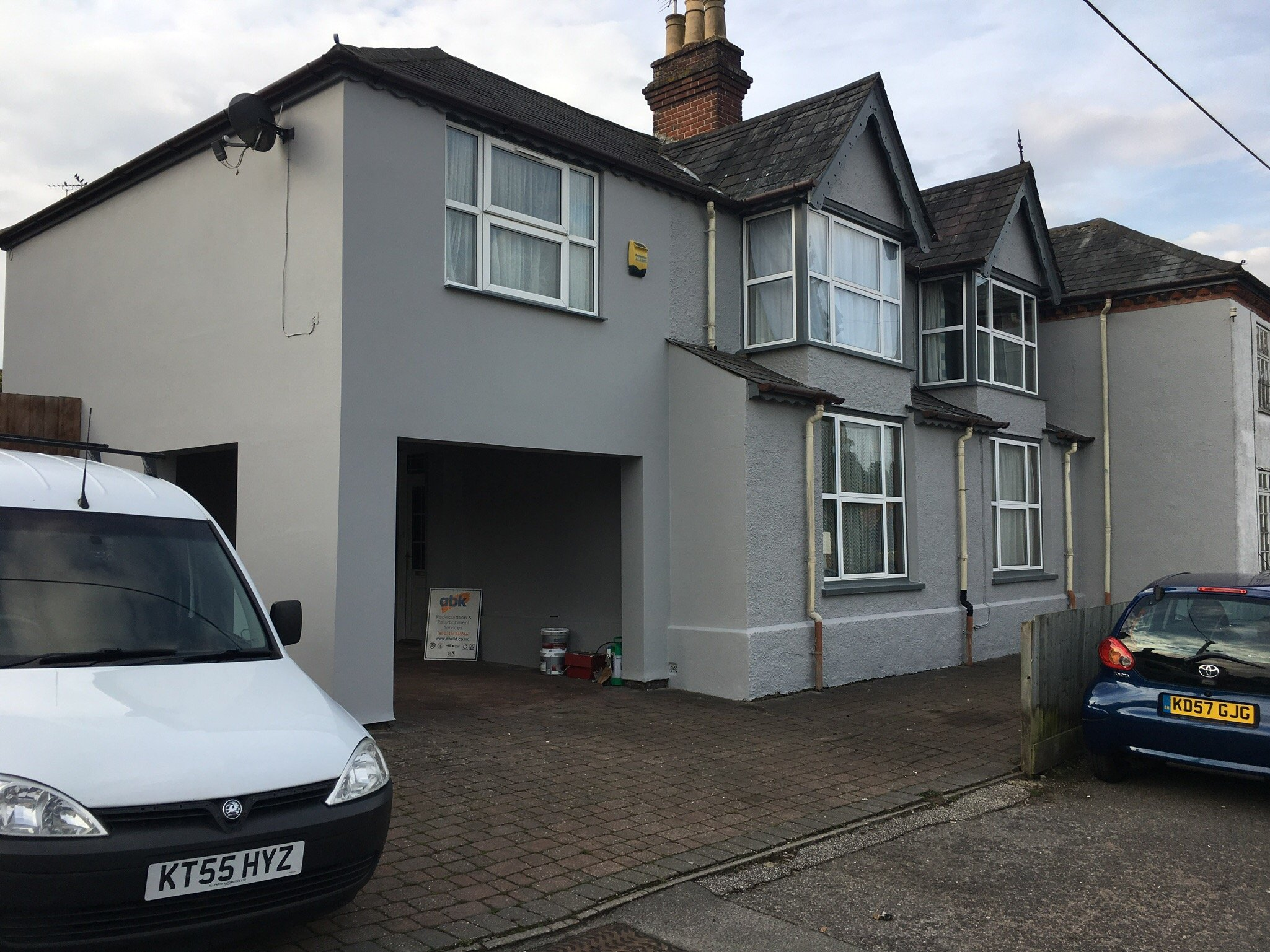 Property in Downley Case Study