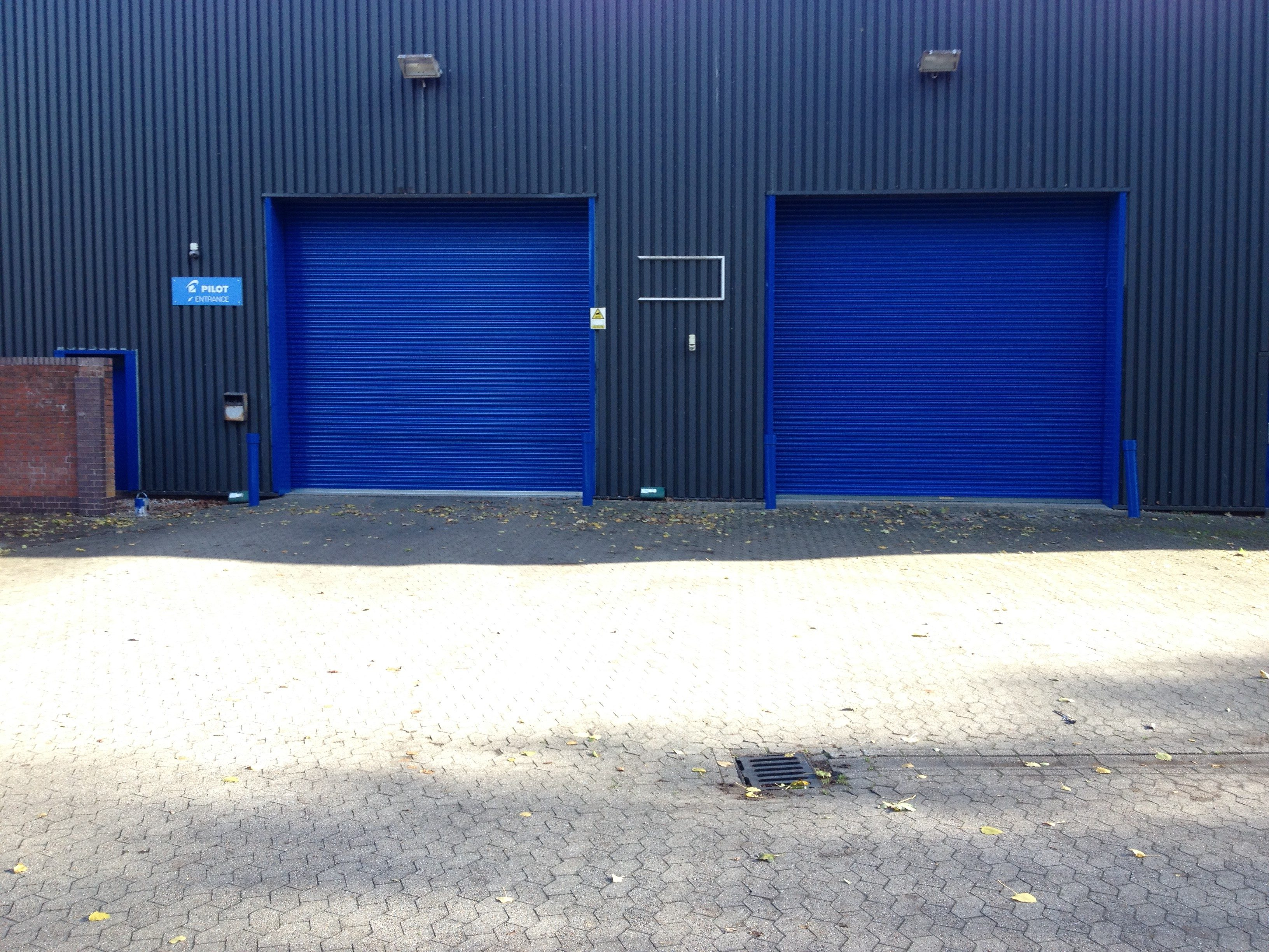 External Painting to The Pilot Pen Company – Case Study