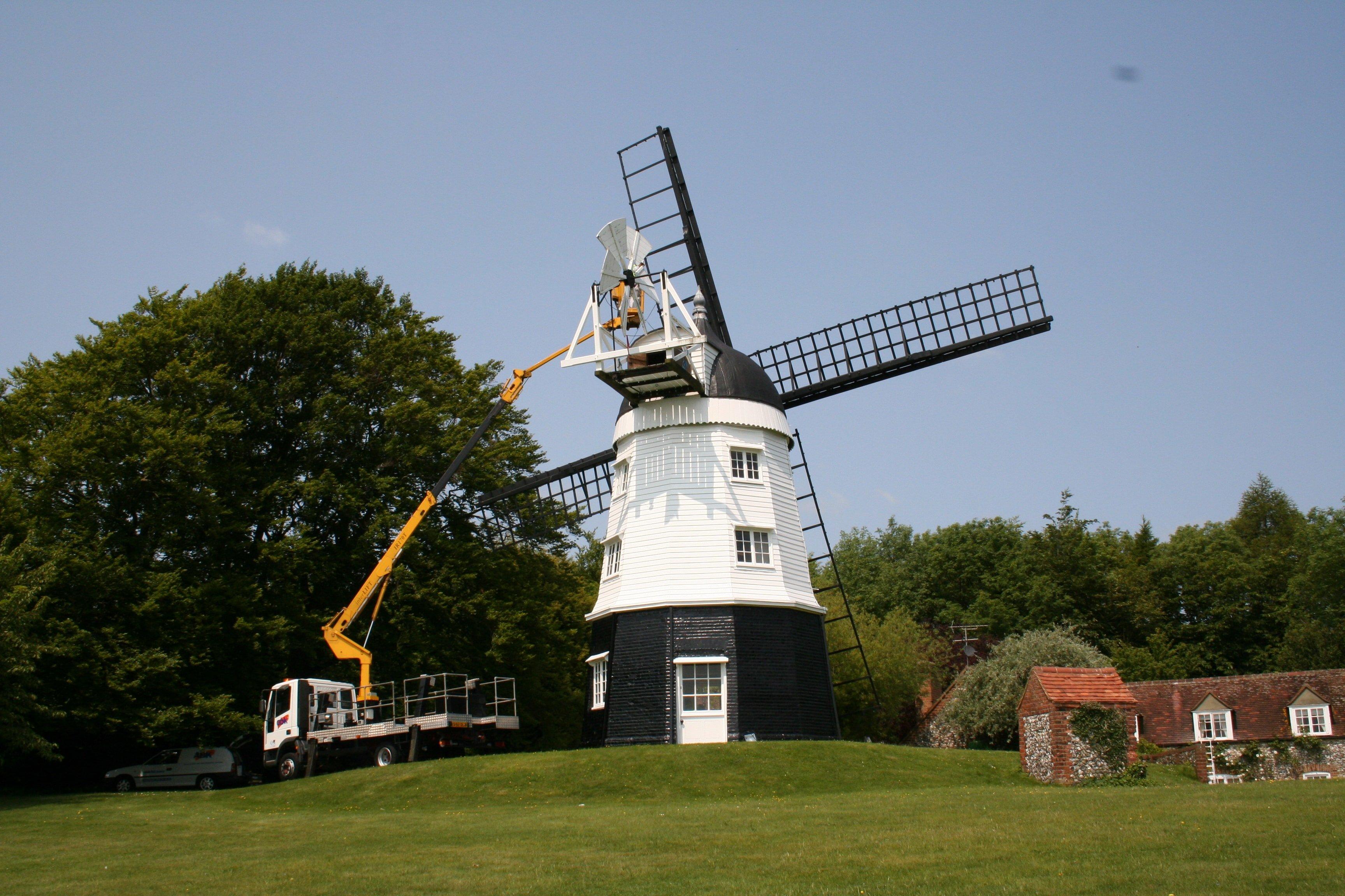 Cobstone Windmill Case Study